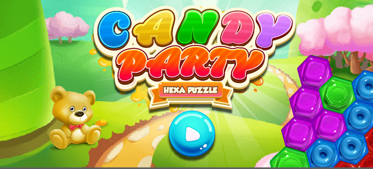 Candy Party - Hexa
