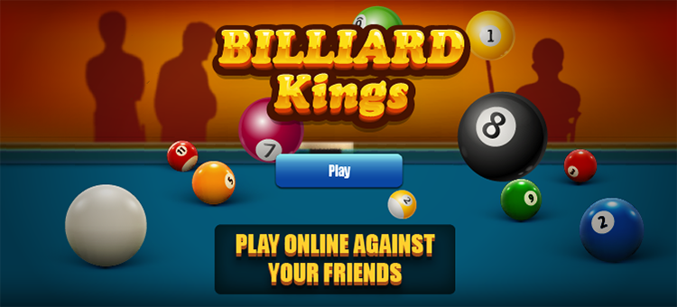 Billiard Kings Multiplayer