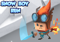 Snow Boy Run